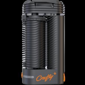 Crafty + - The best vaporizer for CBD