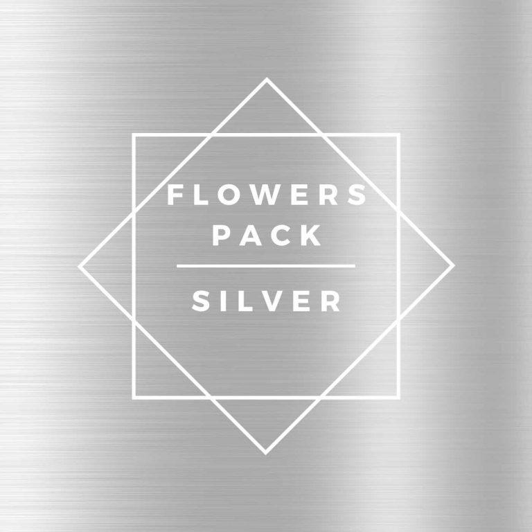 CBD Flores, silver pacote de descoberta