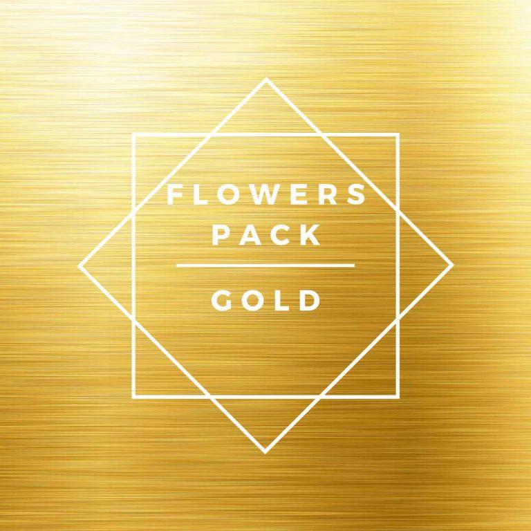 CBD Flores, pacote de descoberta de ouro