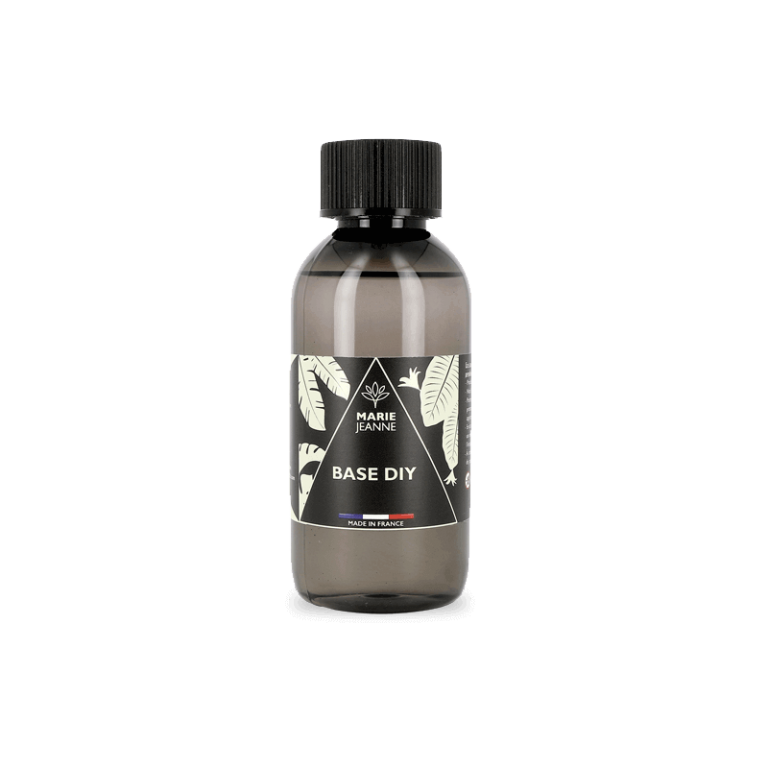 D-I-Y base E-liquid CBD Made in France