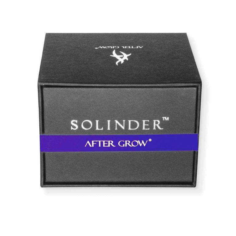 High end grinder box Metal 4 stages Solinder Blue