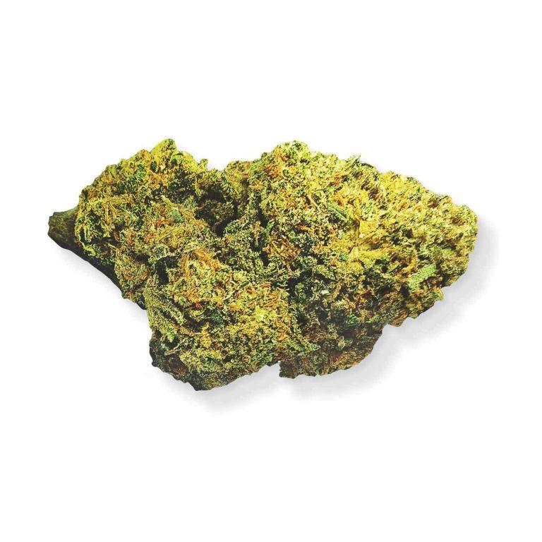 Il miglior fiore del CBD, Amnesia CBD vi trasporterà a profumi molto forti.