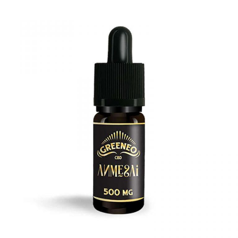 cbd e-liquid Amnesai, strong et soothing, best cbd e-liquid