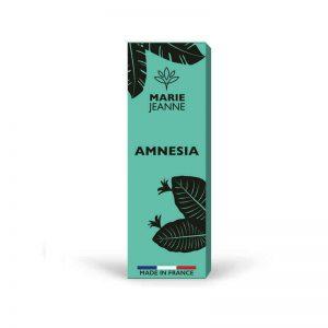 CBD E-liquid Amnesia By Marie Jeanne, Made In France