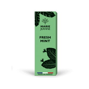 cbd e-liquid Fresh Mint by Marie Jeanne, Strong and Relaxing