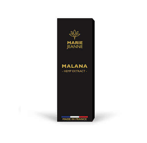 cbd e-liquid Malana by Marie Jeanne, Made in France, Fast delivery
