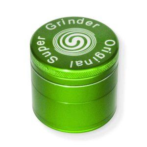 Grinder Metal 4 stages super grinder original green