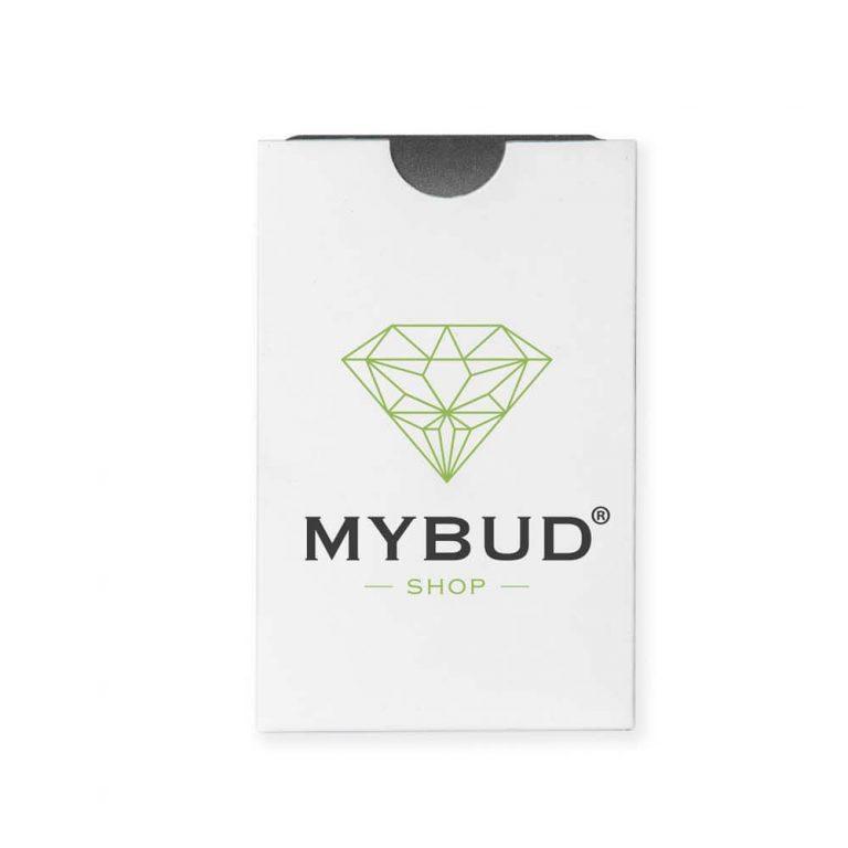 mybud grinder card herb