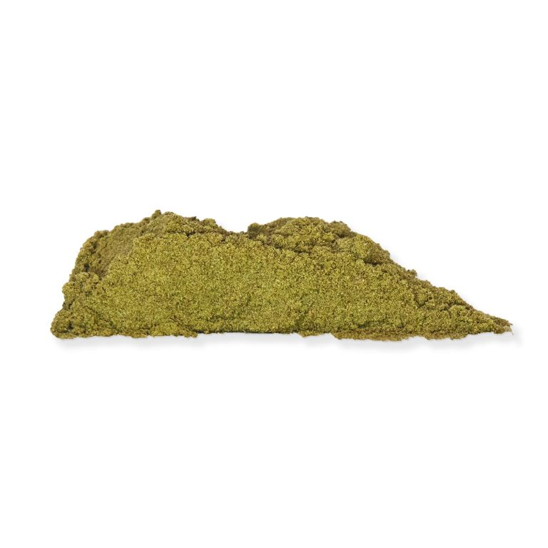 Picture hash Pollen CBG, powerful and tasty - Mybudshop